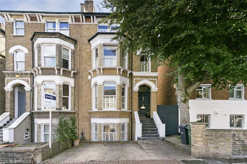 5 Bedrooms Semi Detached House for sale in Bromfelde Road, London, SW4