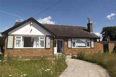 2 Bedrooms Detached Bungalow for rent in Glover Avenue, Wollaton