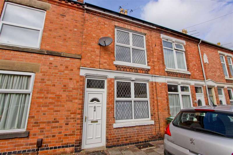 2 Bedrooms Terraced House for sale in King Street, Loughborough