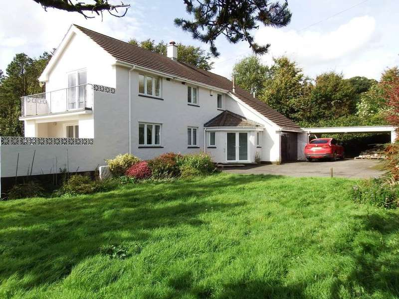 5 Bedrooms Country House Character Property for sale in Gunn, Nr Goodleigh