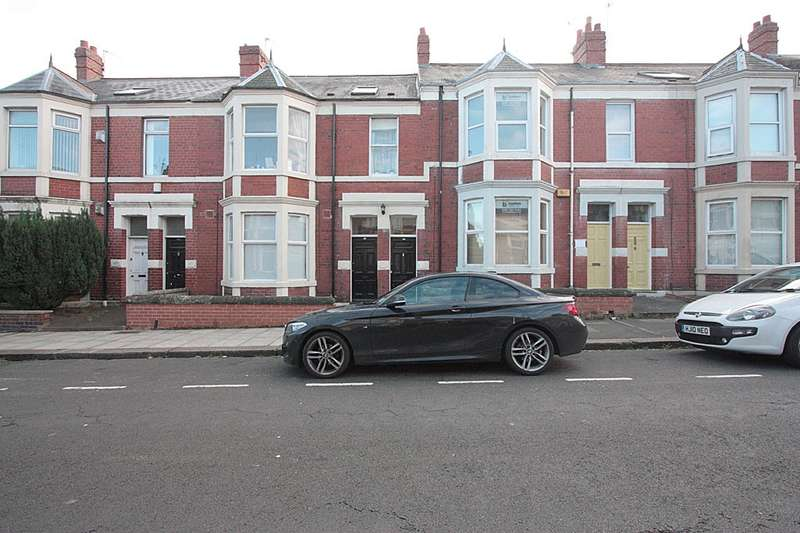 6 Bedrooms Apartment Flat for rent in Shortridge Terrace, West Jesmond, Newcastle Upon Tyne
