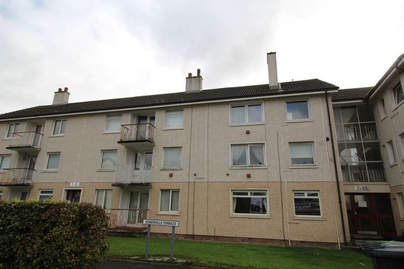 1 Bedroom Flat for sale in Somerville Terrace, East Kilbride, Glasgow, G75