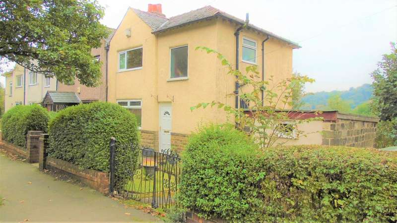 2 Bedrooms Mews House for sale in Oak Avenue, Todmorden, OL14