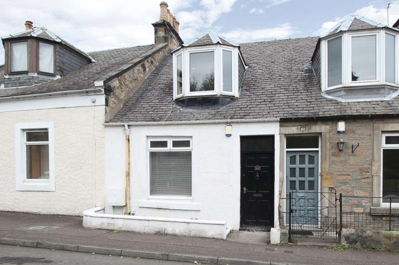 2 Bedrooms Cottage House for sale in Glebe Park, Kirkcaldy, Fife, KY1 1BL