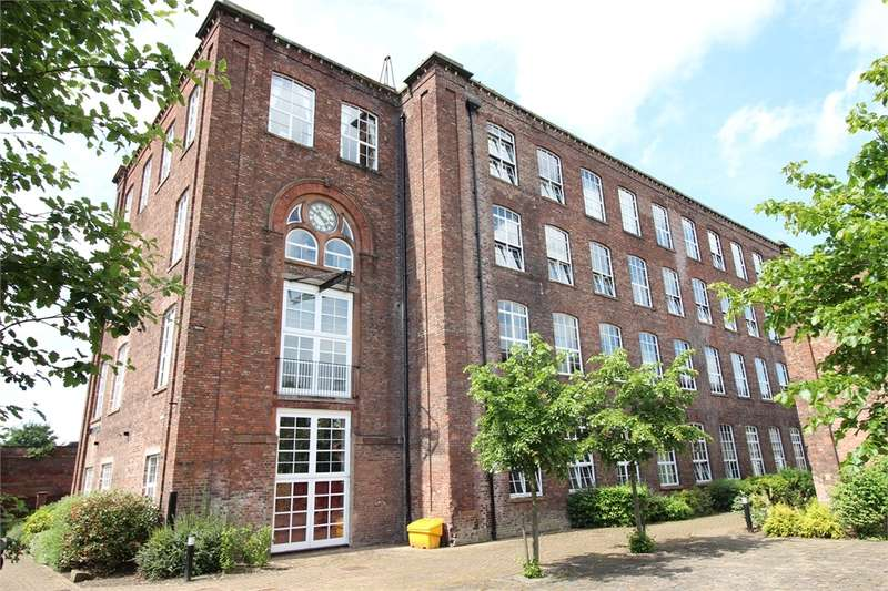 1 Bedroom Flat for sale in CA2 5NZ Higginson Mill, Denton Mill Close, Denton Holme, Carlisle, Cumbria