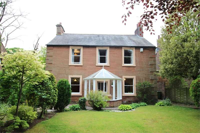 5 Bedrooms Detached House for sale in CA4 8AF Broomy Hill, Aglionby, Carlisle, Cumbria
