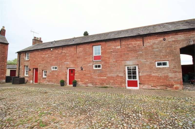 3 Bedrooms Semi Detached House for sale in CA4 8PR Tithebarn Hill, Warwick-on-Eden, Carlisle, Cumbria