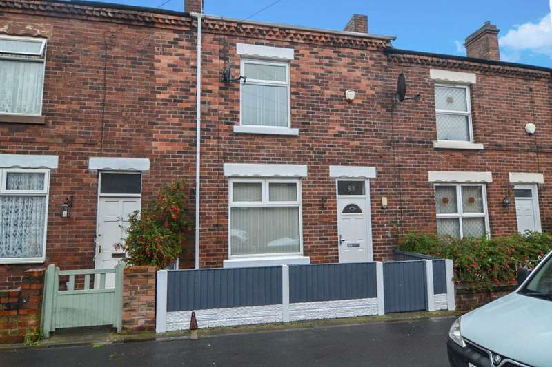 3 Bedrooms Terraced House for sale in Brookfield Street, Newton Le Willows