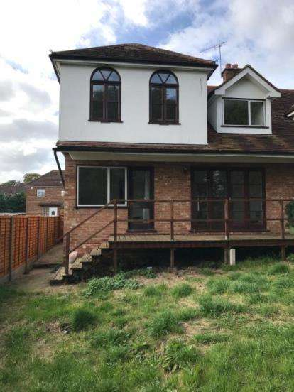 4 Bedrooms Semi Detached House for sale in Epping, Essex, United Kingdom