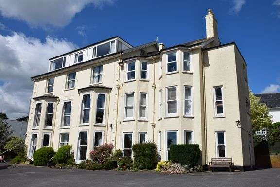 3 Bedrooms Flat for sale in St Helens Court, Cotmaton Road, Sidmouth