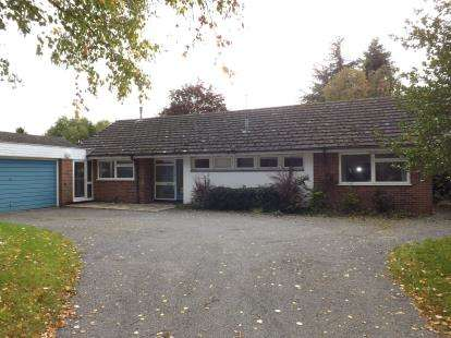 3 Bedrooms Bungalow for sale in Back Lane, Normanton-on-the-Wolds, Nottingham