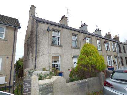 2 Bedrooms End Of Terrace House for sale in Brighton Terrace, Holyhead, Anglesey, LL65