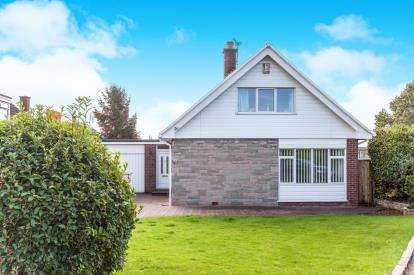 3 Bedrooms Bungalow for sale in Brookfield Road, Culcheth, Cheshire, Warrington
