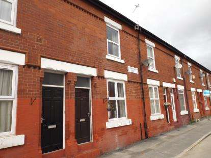 2 Bedrooms Terraced House for sale in Cranswick Street, Manchester, Greater Manchester, Uk
