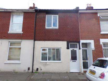 3 Bedrooms Terraced House for sale in Portsmouth, United Kingdom