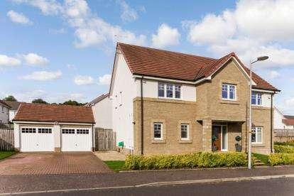 5 Bedrooms Detached House for sale in Norman Macleod Crescent, Bearsden