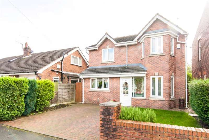 4 Bedrooms Detached House for sale in Alfred Avenue, Worsley, Manchester, M28 2TX