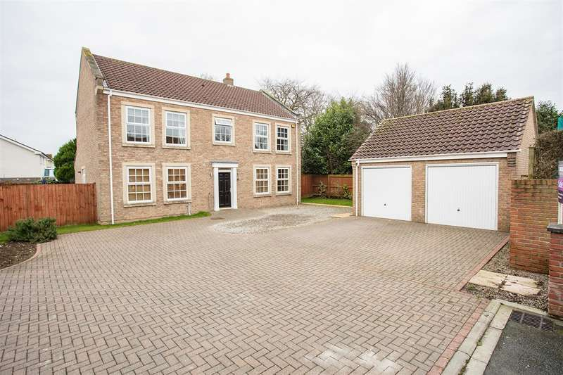 4 Bedrooms Detached House for sale in Clarkes Croft, Dishforth, Thirsk, YO7 3XB