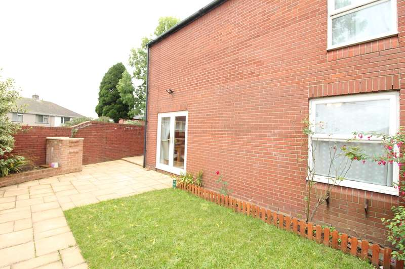 3 Bedrooms Terraced House for sale in Marston Court, Newport, NP20