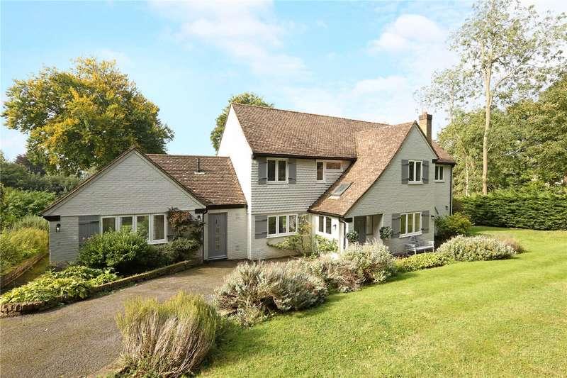 4 Bedrooms Detached House for sale in Hawks Hill, Bourne End, Buckinghamshire, SL8