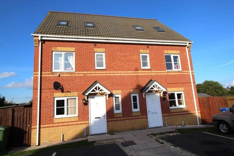 4 Bedrooms Semi Detached House for sale in Birch Grove, Goole, DN14