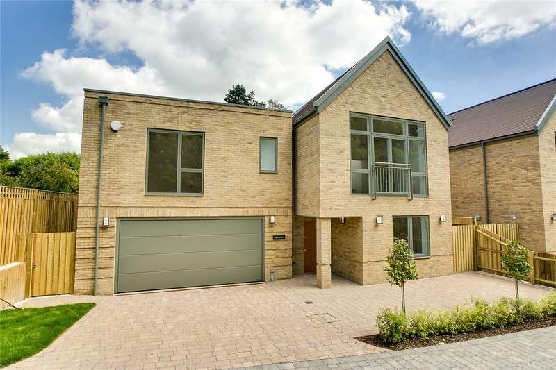 5 Bedrooms Detached House for sale in Bevingdean Copse, East Grinstead Road, North Chailey, East Sussex, BN8