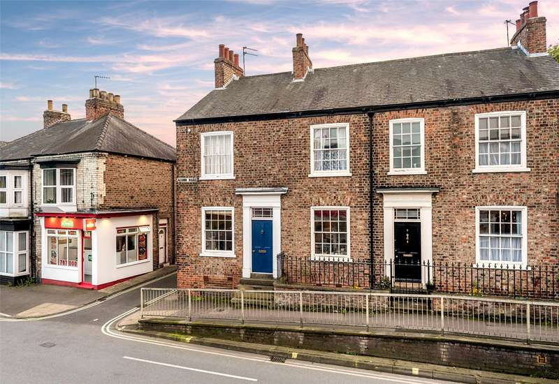 2 Bedrooms End Of Terrace House for sale in Acomb Road, York, YO24