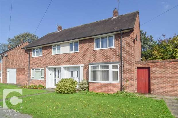 3 Bedrooms Semi Detached House for rent in Mill Park Drive, Eastham, Wirral, Merseyside