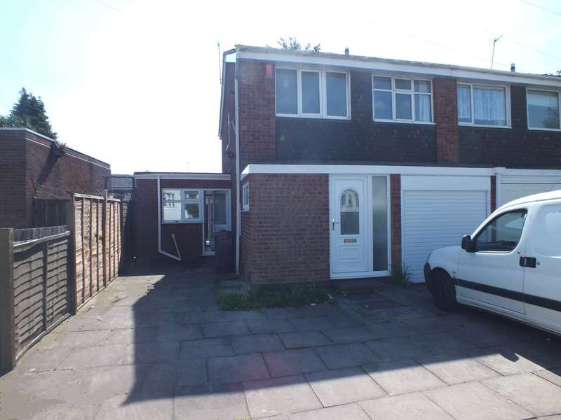 3 Bedrooms Semi Detached House for sale in Moor End Lane, Erdington