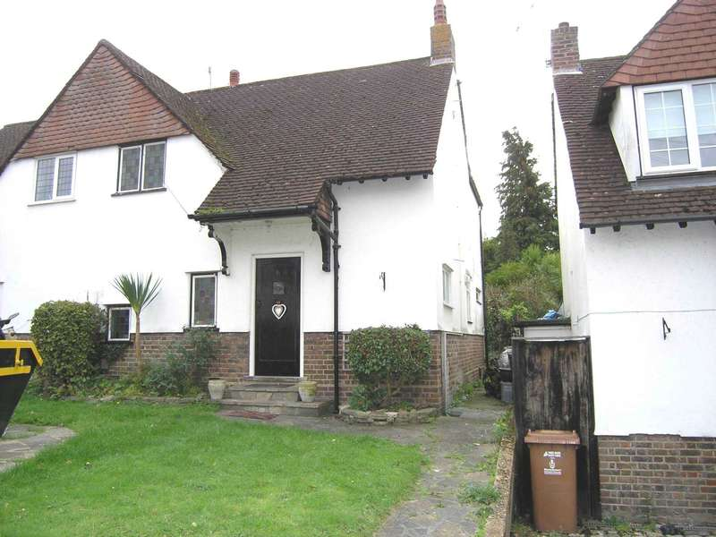 3 Bedrooms Semi Detached House for sale in Vivian Gardens, Oxhey Hall