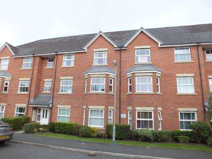 2 Bedrooms Flat for sale in Great Park Drive, Leyland, Preston, .