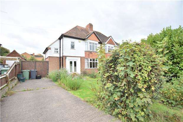 3 Bedrooms Semi Detached House for sale in Lansdown Road, GLOUCESTER, GL1 3JD