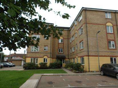 2 Bedrooms Flat for sale in Culpepper Close, Edmonton, London