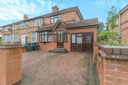 2 Bedrooms Semi Detached House for sale in Nailstone Crescent, Acocks Green, West Midlands, Birmingham