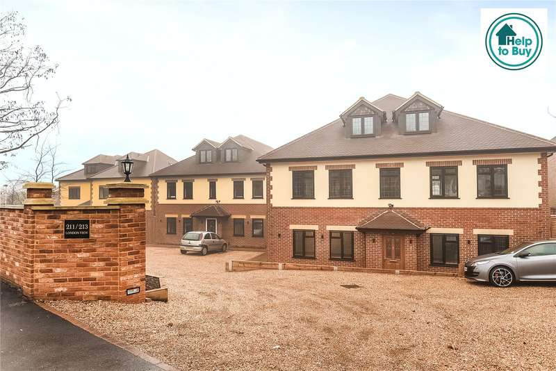 3 Bedrooms Penthouse Flat for sale in Swakeleys Road, Ickenham, Middlesex, UB10