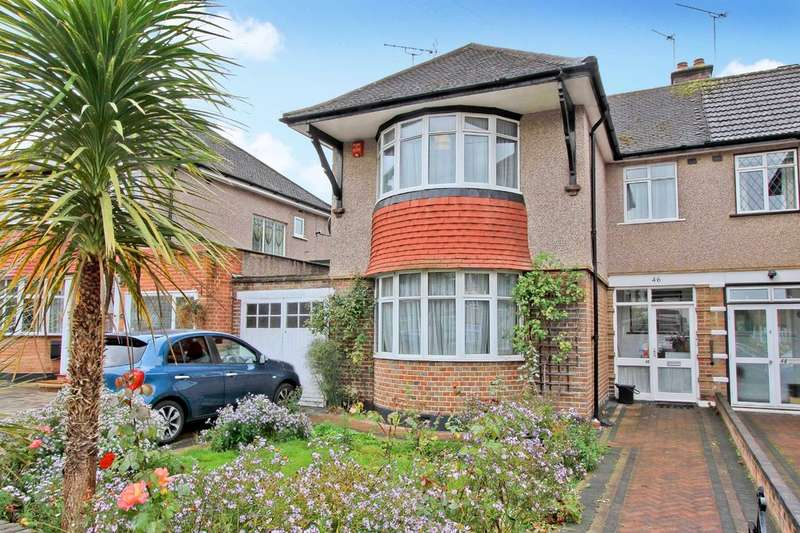 3 Bedrooms Semi Detached House for sale in The Drive, Harrow Garden Village, HA2