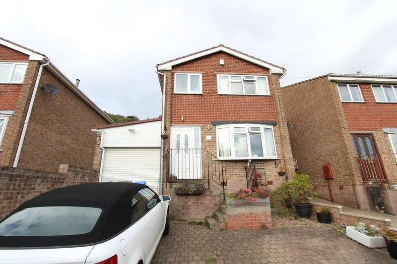 3 Bedrooms Detached House for sale in Hollybank Drive, Intake