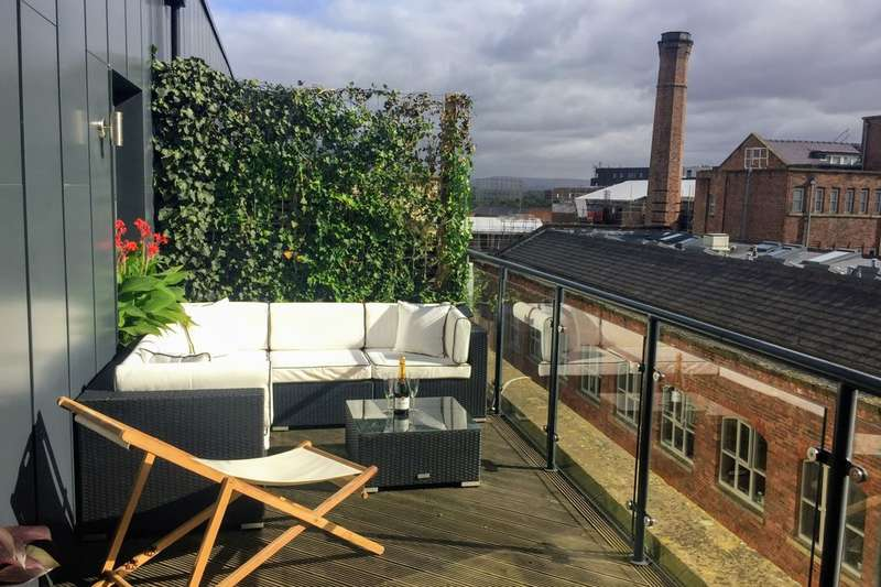 2 Bedrooms Flat for sale in Paragon Mill, Cotton Street, Ancoats