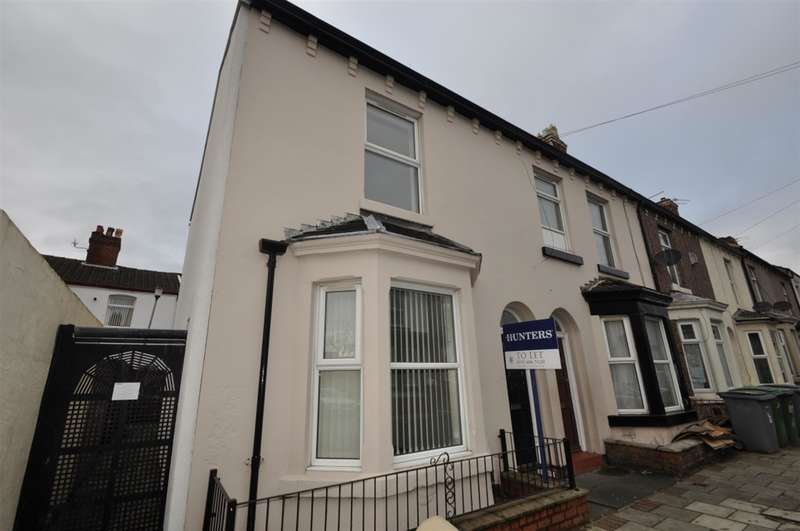 2 Bedrooms Terraced House for sale in Charlotte Road, Wallasey, CH44 0DN