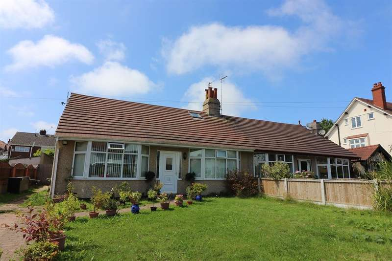 4 Bedrooms Bungalow for sale in Marlowe Road, Wallasey, CH44 3DE