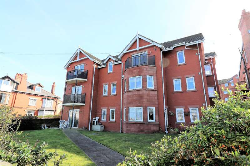 2 Bedrooms Flat for sale in Wellington Mansions, Wellington Road, New Brighton, CH45 2NP