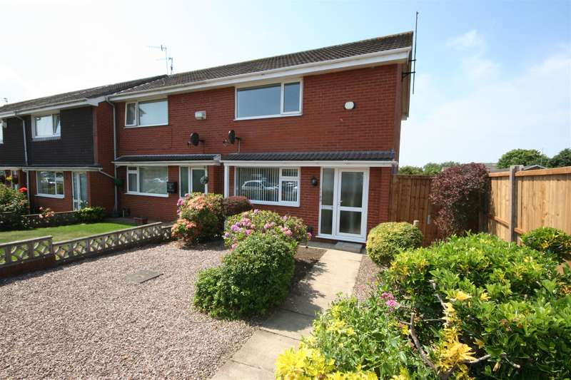2 Bedrooms End Of Terrace House for sale in Wallasey Village, Wallasey, CH45 3LF