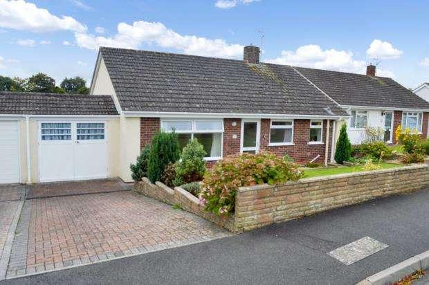 3 Bedrooms Detached Bungalow for sale in Kilmorie Close, Taunton, Somerset