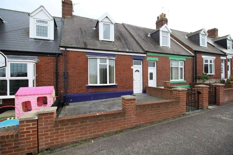 2 Bedrooms Property for sale in Chelmsford Street, Silksworth, Sunderland, SR3