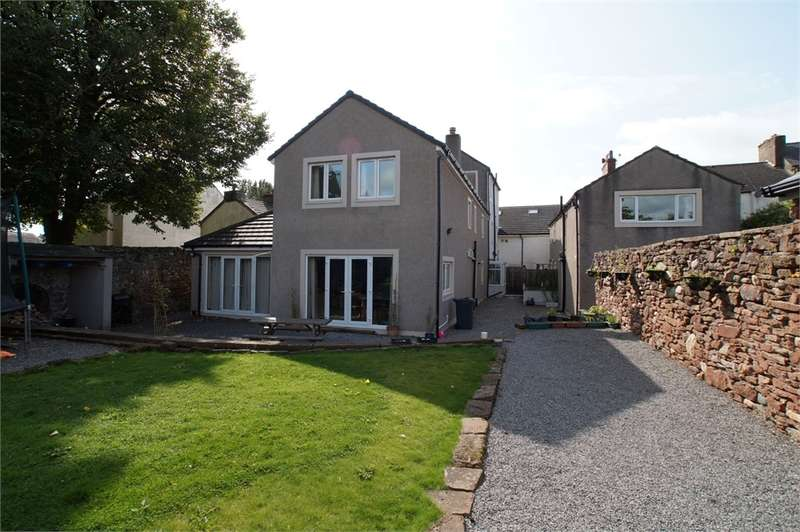 5 Bedrooms Detached House for sale in CA22 2AE Horse And Groom House, Market Place, Egremont, Cumbria