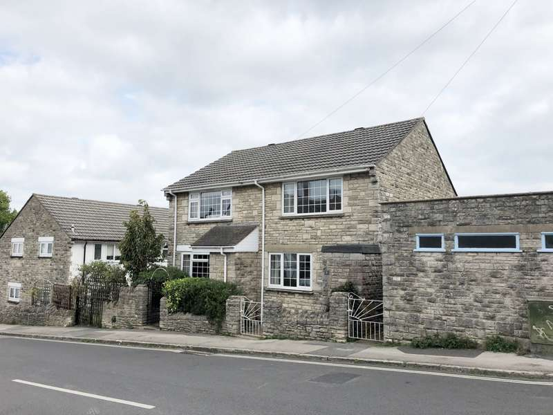 2 Bedrooms Semi Detached House for rent in Swanage