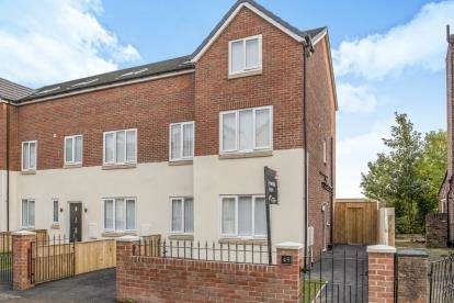 5 Bedrooms End Of Terrace House for sale in Grey Road, Walton, Liverpool, Merseyside, L9