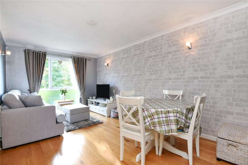 1 Bedroom Apartment Flat for sale in Aylsham Drive, Ickenham, Middlesex, UB10