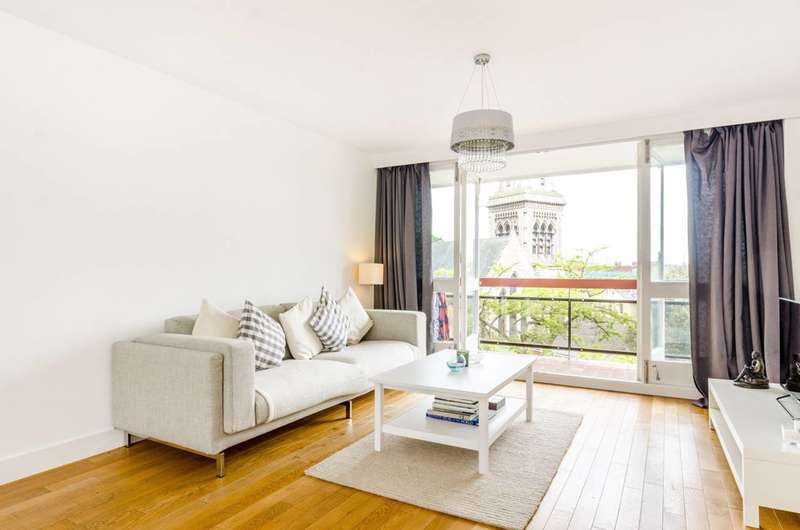 2 Bedrooms Flat for sale in Eton Road, Belsize Park, NW3