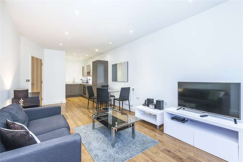 1 Bedroom Flat for sale in Lighterman Point, 3 New Village Avenue, London, E14